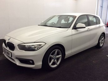 2016 BMW 1 SERIES 1.5 116D ED PLUS 5d 114 BHP £10000.00