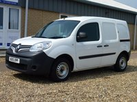 USED 2015 15 RENAULT KANGOO 1.5 ML19 DCI 1d 75 BHP www.suffolkcarcentre.co.uk - Located at Reydon
