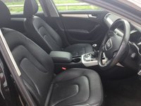 USED 2014 14 AUDI A4 1.8 TFSI SE TECHNIK 4d 118 BHP