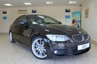 2011 BMW 3 SERIES 3.0 325D M SPORT 2d AUTO 202 BHP £11750.00