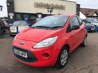 USED 2010 10 FORD KA 1.2 STUDIO 3d 69 BHP