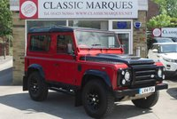 2014 LAND ROVER DEFENDER 2.2 TD XS STATION WAGON 3d 122 BHP £29790.00