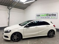 USED 2014 14 MERCEDES-BENZ A CLASS 1.5 A180 CDI BLUEEFFICIENCY AMG SPORT 5d AUTO 109 BHP