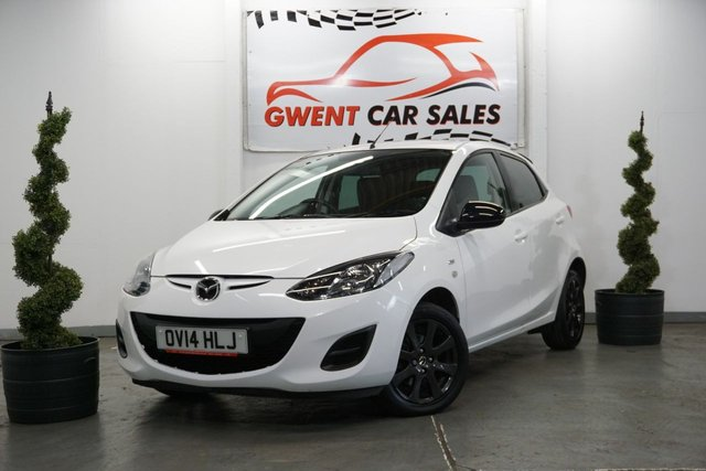 USED 2014 14 MAZDA 2 1.3 COLOUR EDITION 5d 74 BHP IDEAL FIRST CAR GREAT EXAMPLE