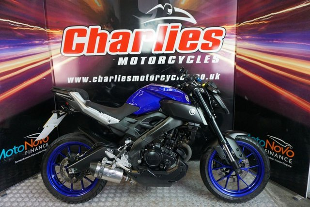 View our YAMAHA MT