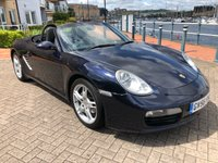 USED 2006 56 PORSCHE BOXSTER 2.7 24V 2d 242 BHP 1 FAMILY OWNED FROM NEW!
