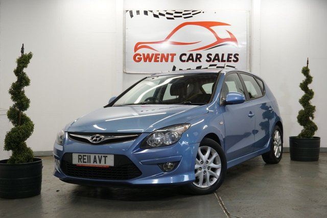 USED 2011 11 HYUNDAI I30 1.4 COMFORT 5d 108 BHP EXCELLENT CONDITION, GREAT HISTORY