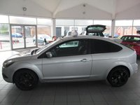 USED 2009 09 FORD FOCUS 1.6 ZETEC 3d AUTO 100 BHP