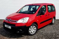 USED 2008 58 CITROEN BERLINGO 1.6 MULTISPACE VT HDI 5d 75 BHP