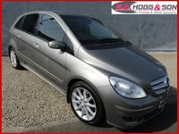 2008 MERCEDES-BENZ B CLASS 2.0 B200 CDI SE 5dr AUTO 140 BHP **LOCAL OWNER VEHICLE** £3995.00