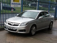 USED 2008 57 VAUXHALL VECTRA 1.8 VVT SRI 5d Air con Fogs Alloys Finance arranged Part exchange available Open 7 days