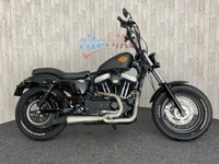 2014 HARLEY-DAVIDSON SPORTSTER FORTY EIGHT XL 1200 X 14 ABS 1 OWNER LOW MILES 2014 14  £7490.00