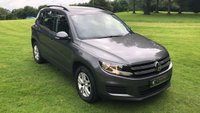 USED 2015 VOLKSWAGEN TIGUAN 2.0 S TDI BLUEMOTION TECHNOLOGY 5d 109 BHP **EXCELLENT FINANCE PACKAGES**1 OWNER FROM NEW**CLEAN AND TIDY EXAMPLE**