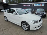 2013 BMW 1 SERIES 2.0 118D EXCLUSIVE EDITION 2d 141 BHP £5990.00