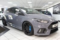 2017 FORD FOCUS 2.3 RS ECOBOOST 4X4 REVO 2 420 BHP £26925.00