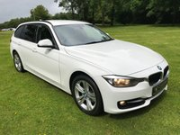 USED 2014 64 BMW 3 SERIES 2.0 320D XDRIVE SPORT TOURING 5d 181 BHP **EXCELLENT FINANCE PACKAGES**ESTATE**X-DRIVE**PARKING SENSORS**