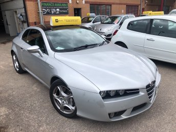 View our ALFA ROMEO BRERA