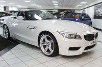 USED 2013 13 BMW Z4 2.0 18I M SPORT SDRIVE FULL HEATED BLACK LEATHER 19'S