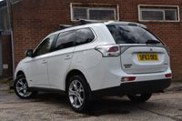 USED 2014 63 MITSUBISHI OUTLANDER 2.3 DI-D GX 4 5d 147 BHP WE OFFER FINANCE ON THIS CAR