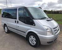 2012 FORD TRANSIT TOURNEO