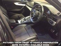 USED 2017 17 AUDI A4 3.0 AVANT TDI QUATTRO S LINE 5d AUTO 215 BHP