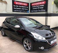 USED 2014 14 PEUGEOT 208 GTI PRESTIGE EDITION 1.6 THP 3DR 200 BHP, PANORAMIC SUNROOF NOW SOLD - SIMILAR VEHICLES WANTED