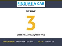 USED 2017 66 NISSAN QASHQAI 1.5 DCI TEKNA 5d 108 BHP Panoramic Opening Glass Sunroof