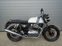 2019 ROYAL ENFIELD CONTINENTAL GT GT 650 TWIN CONTINENTAL ABS £5394.00