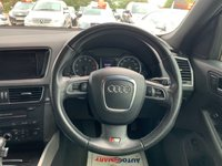 USED 2009 59 AUDI Q5 2.0 TFSI QUATTRO S LINE 5d AUTO 208 BHP
