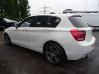 USED 2013 63 BMW 1 SERIES 2.0 118D SPORT 5d 141 BHP Media,Bluetooth,Climate,FSH