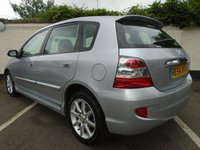 USED 2004 54 HONDA CIVIC 1.6 SE EXECUTIVE 5d 109 BHP GUARANTEED TO BEAT ANY 'WE BUY ANY CAR' VALUATION ON YOUR PART EXCHANGE