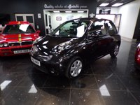 2006 NISSAN MICRA 1.4 ACTIV LIMITED EDITION BLACK 3d 88 BHP