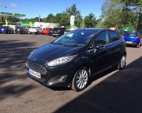 USED 2016 65 FORD FIESTA 1.0 TITANIUM ECOBOOST (100PS) THIS VEHICLE IS AT SITE 2 - TO VIEW CALL US ON 01903 323333
