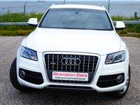 USED 2011 61 AUDI Q5 2.0 TDI QUATTRO S LINE SPECIAL EDITION 5d 168 BHP