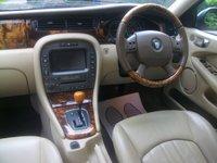USED 2007 07 JAGUAR X-TYPE 3.0 SOVEREIGN V6 4d AUTO 231 BHP