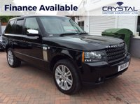 USED 2011 11 LAND ROVER RANGE ROVER 4.4 TDV8 VOGUE 5d AUTO 313 BHP