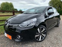 USED 2014 64 RENAULT CLIO 1.5 DYNAMIQUE S MEDIANAV ENERGY DCI S/S 5d 90 BHP SAT NAV MULTIMEDIA FULL RENAULT SERVICE HISTORY 1 OWNER ONLY 10K MILES