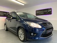 USED 2013 13 FORD GRAND C-MAX 1.0 TITANIUM 5d 124 BHP