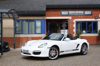 """USED 2010 10 PORSCHE BOXSTER 3.4 24V S PDK 2d AUTO 310 BHP Full Porsche Service History! 19"""" Wheels! 2 Owners"""