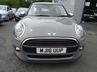 USED 2016 16 MINI HATCH ONE 1.2 ONE 3d 101 BHP