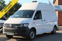 USED 2016 16 VOLKSWAGEN TRANSPORTER 2.0 T30 TDI P/V STARTLINE BMT 1d 138 BHP NO VAT TO PAY  MOBILE WORKSHOP