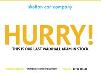 USED 2014 64 VAUXHALL ADAM 1.2 JAM 3 DOOR, Only 22,000 miles with full service history