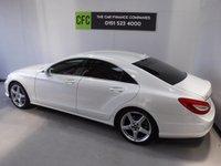 USED 2013 13 MERCEDES-BENZ CLS CLASS 2.1 CLS250 CDI SPORT AMG 4d AUTO 204 BHP