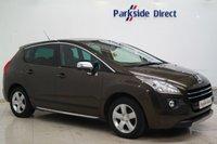 USED 2012 12 PEUGEOT 3008 2.0 HYBRID4 5d AUTO 200 BHP