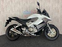 2011 HONDA VFR800X CROSSRUNNER  VFR 800 X ABS MODEL LOW MILES MOT TILL MARCH 2020 2011 61 £5490.00