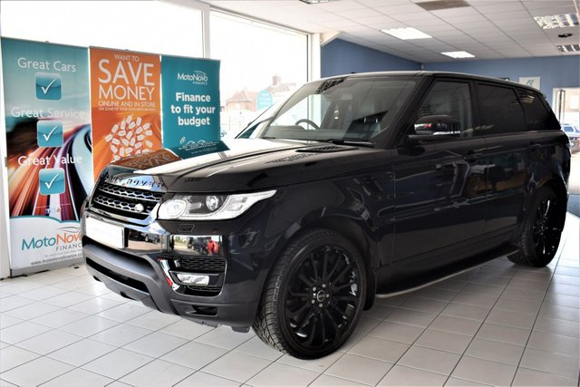 2014 14 LAND ROVER RANGE ROVER SPORT 3.0 SDV6 HSE 5d AUTO 288 BHP BLACK STYLING PACK 22
