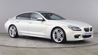 2016 BMW 6 SERIES GRAN COUPE 3.0 640D M SPORT GRAN COUPE 4d AUTO 309 BHP £25990.00