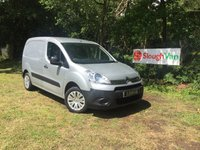 USED 2015 15 CITROEN BERLINGO 1.6 625 ENTERPRISE L1 HDI 75PS Air Conditioning, Parking Sensors, One Owner
