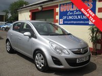 USED 2012 62 VAUXHALL CORSA 1.2 EXCLUSIV AC CDTI ECOFLEX S/S 5d 93 BHP AIR CONDITIONING  - 91.1 MPG EXTRA