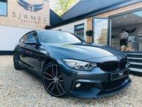 2015 BMW 4 SERIES 3.0 430D XDRIVE M SPORT GRAN COUPE 4d AUTO 255 BHP £20990.00